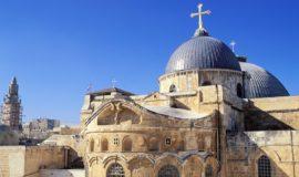 Izrael - kolebka chrześcijaństwa